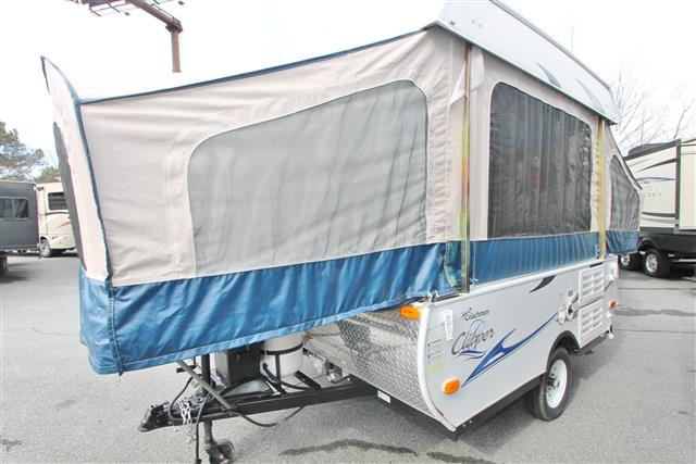 Used 2012 Coachmen Sport 806 Pop Up For Sale