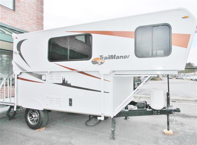 Used 2012 Trailmanor Trailmanor 19RD Travel Trailer For Sale
