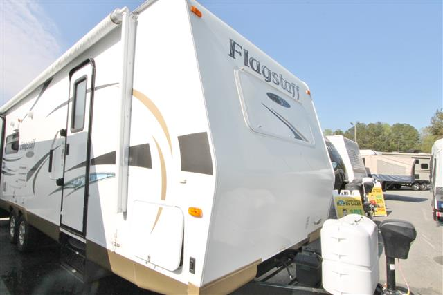 Used 2012 Forest River Flagstaff FLT26RLS Travel Trailer For Sale