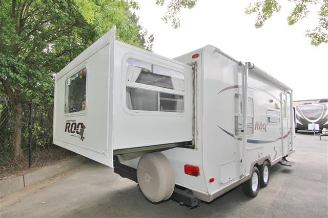 Used 2006 Forest River Rockwood 23RS Travel Trailer For Sale