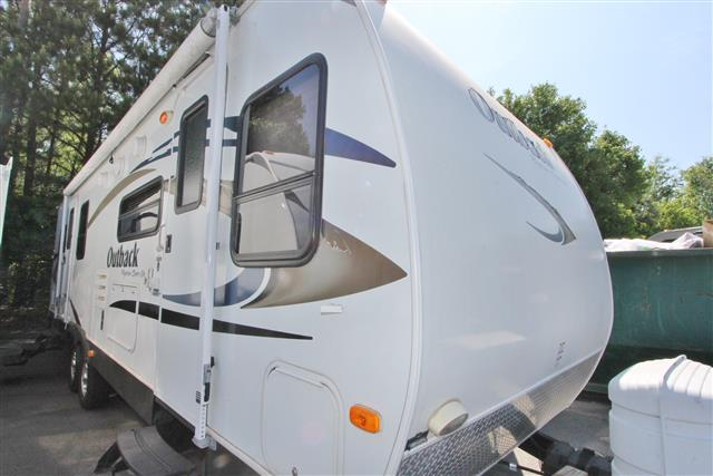 Used 2009 Keystone Outback 260FL Travel Trailer For Sale