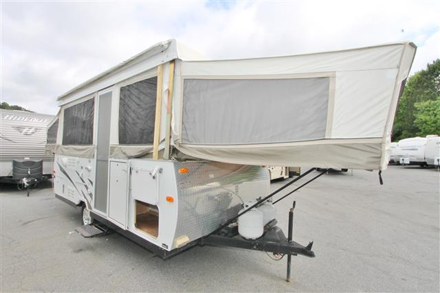 Used 2009 Forest River Rockwood 276 HW Pop Up For Sale