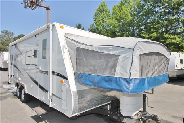 Used 2007 Dutchmen CUB CADET 235 HYBRID Travel Trailer For Sale