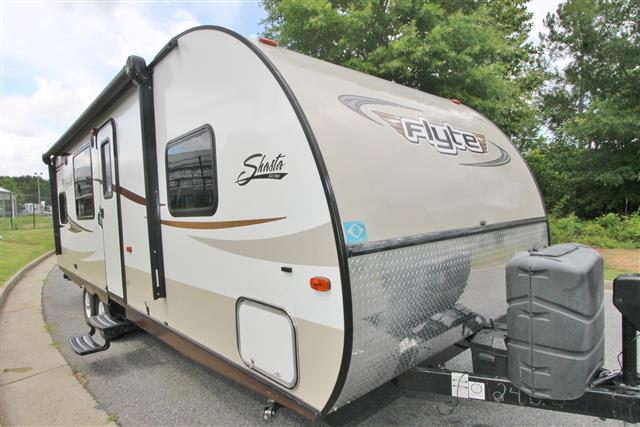Used 2014 Forest River Shasta 255BH Travel Trailer For Sale