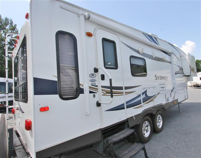 Used 2012 Keystone Sydney 288FRL Fifth Wheel For Sale