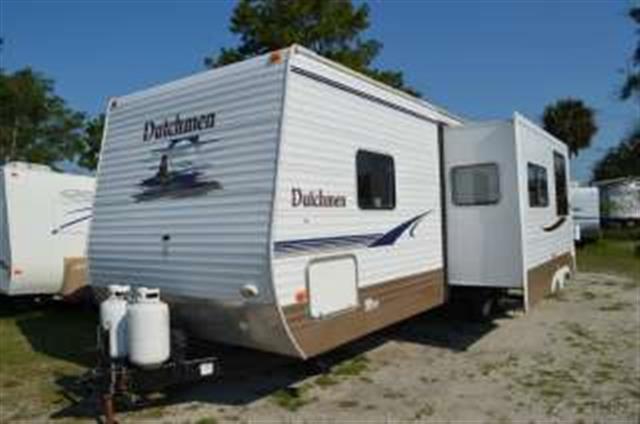 Used 2006 Dutchmen Dutchmen 31B Travel Trailer For Sale