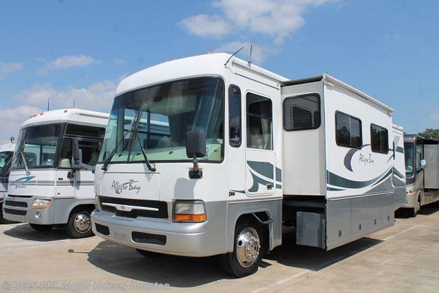 2002 Tiffin Allegro Bay