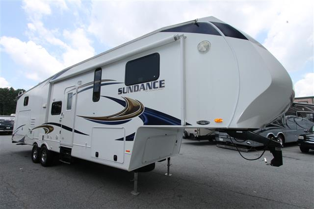 Used 2011 Heartland Sundance 33CK Fifth Wheel For Sale