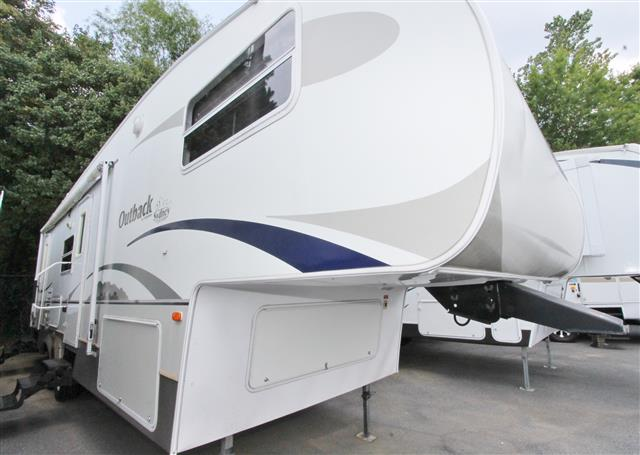 Used 2006 Keystone Outback 29FBHS Fifth Wheel For Sale