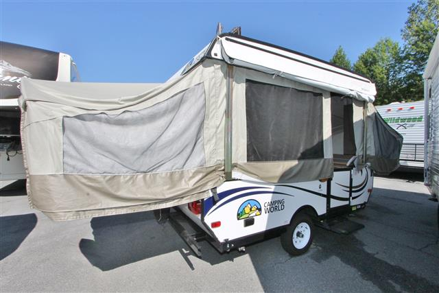 Used 2014 Viking Viking CWS10 Pop Up For Sale