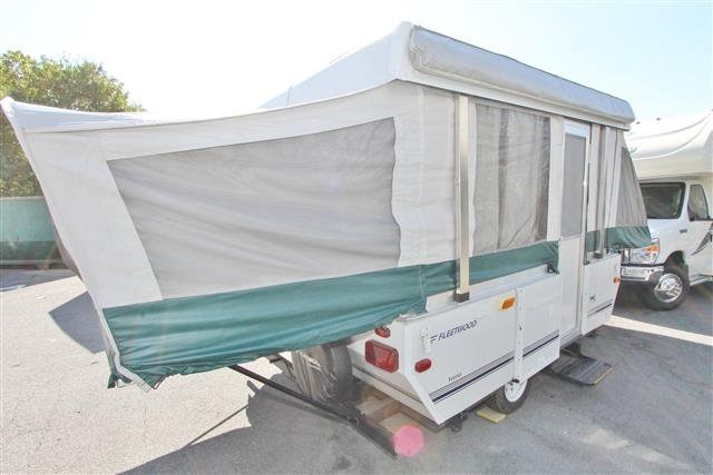 Used 2008 Fleetwood Yuma 4256 Pop Up For Sale