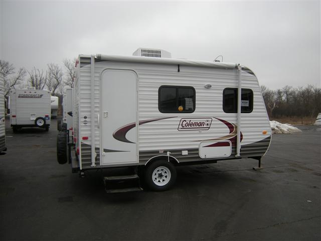 2012 Travel Trailer Coleman Coleman