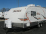Used 2008 Adventure Mfg WEDGE BED & BREAKFAST Travel Trailer For Sale