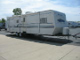Used 2001 Sunnybrook Sunnybrook 33WBS Travel Trailer For Sale