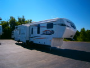 Used 2013 Keystone Mountaineer 346LBQ Fifth Wheel For Sale
