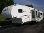 Used 2008 Palomino Thoroughbred 829RL Fifth Wheel For Sale