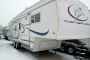 Used 2003 Forest River Cardinal 312BH Fifth Wheel For Sale
