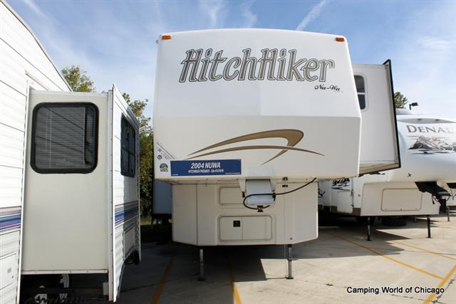 Used 2004 Nu Wa Hitchhiker PREMIER 33LKTG Fifth Wheel For Sale
