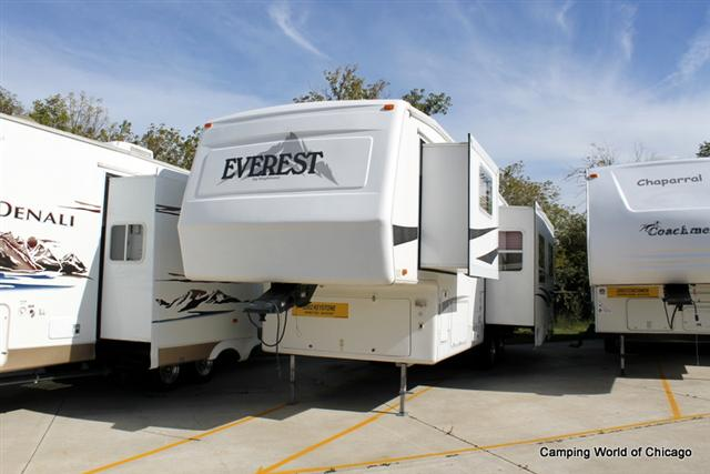 2002 Keystone Everest
