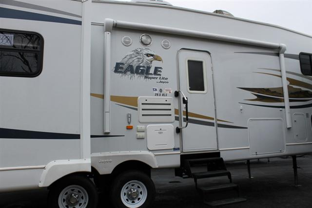 Used 2009 Jayco Eagle Super Lite 29.5RE Fifth Wheel For Sale