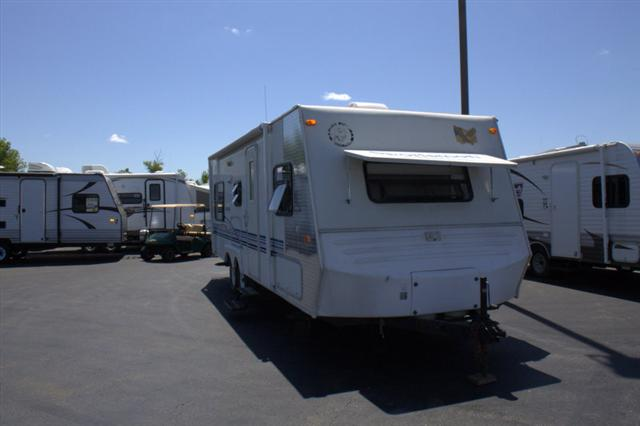 Used 2000 K-Z RV Sportsman
