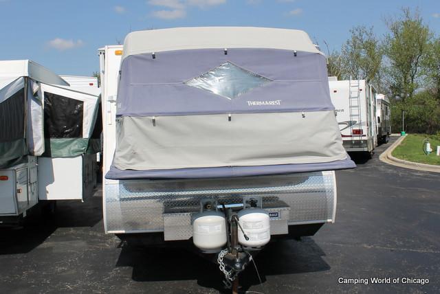 Used 2009 Dutchmen Aerolite Cub 185 Hybrid Travel Trailer For Sale