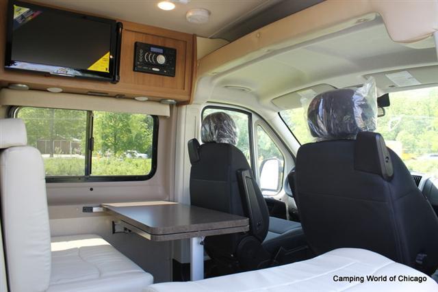 Luxury Gas Mileage Winnebago Travato  Autos Post