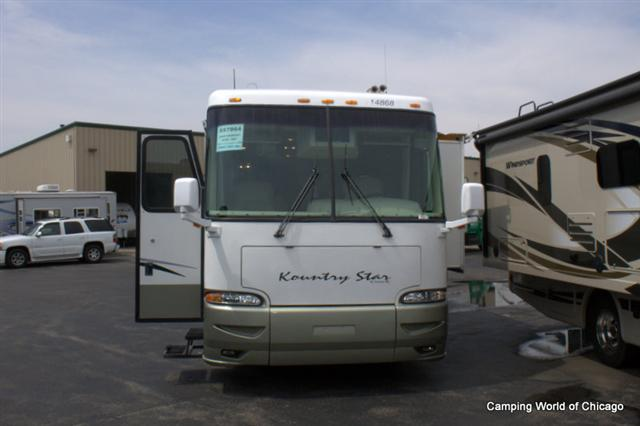 Buy a Used Newmar Kountry Star in Wauconda, IL.