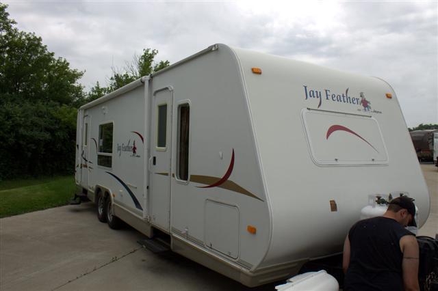 2005 Jayco JAYFEATHER LITE
