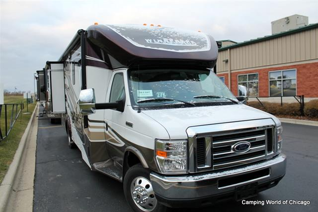 2015 Winnebago Aspect