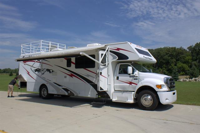 Camping World Kaysville >> Used 2005 Thor Fun Mover Class C Toy Haulers For Sale In