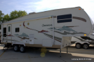 Used 2005 Coachmen Chaparral 276RLS Fifth Wheel For Sale