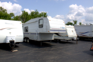 Used 1996 Fleetwood Terry 24RK Fifth Wheel For Sale