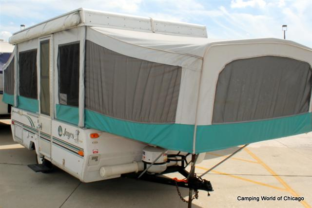 Buy a Used Jayco Jay Series in Wauconda, IL.