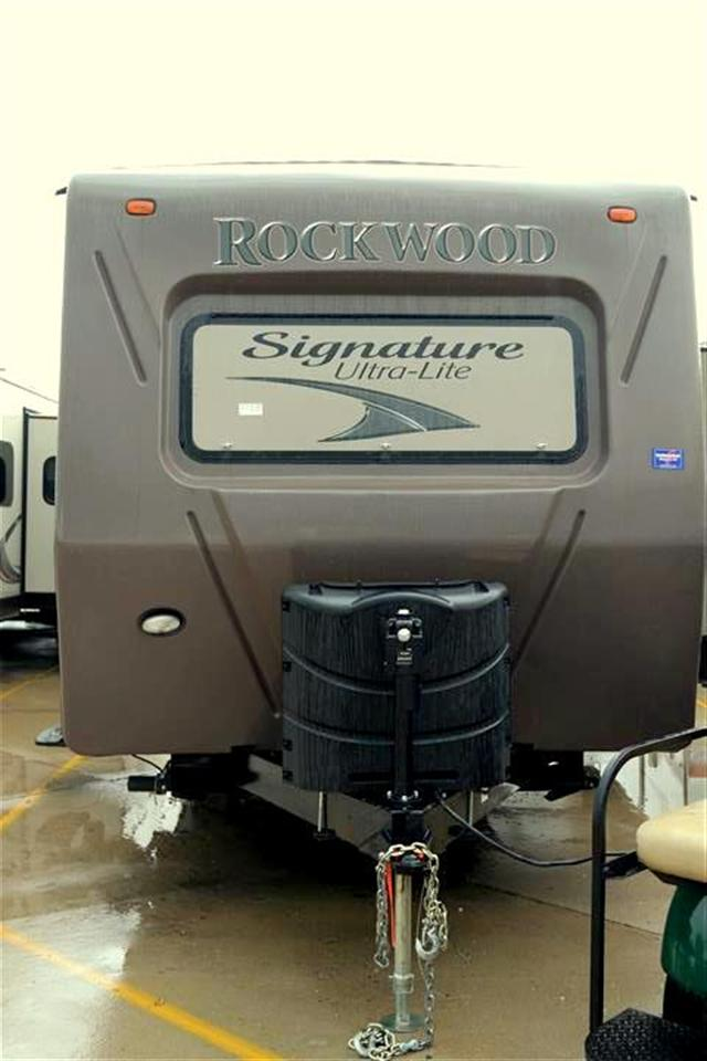 2014 Forest River Rockwood Signature