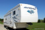 Used 2005 Holiday Rambler Alumascape 31SKD Fifth Wheel For Sale