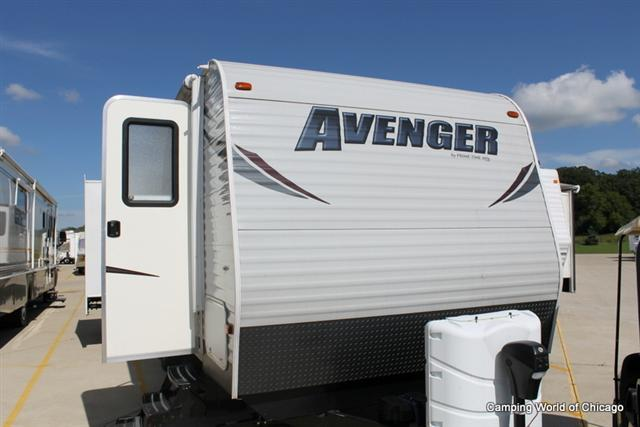 2013 Forest River AVENGER