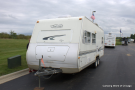 Used 2001 R-Vision Trail Lite 7253 Travel Trailer For Sale