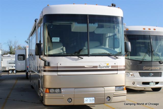 2003 Fleetwood Bounder Diesel