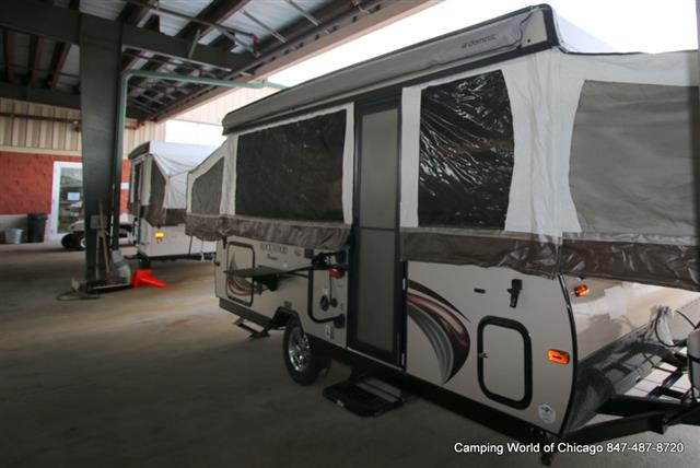 New 2015 Forest River Rockwood Premier 2716G Pop Up For Sale