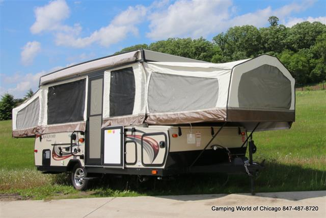 New 2015 Forest River Rockwood Premier 2516G Pop Up For Sale