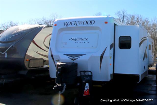 2015 Forest River Rockwood Signature Ultra Lite