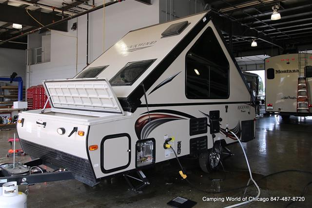 New 2015 Forest River ROCKWOOD HARDSIDE A128S Pop Up For Sale