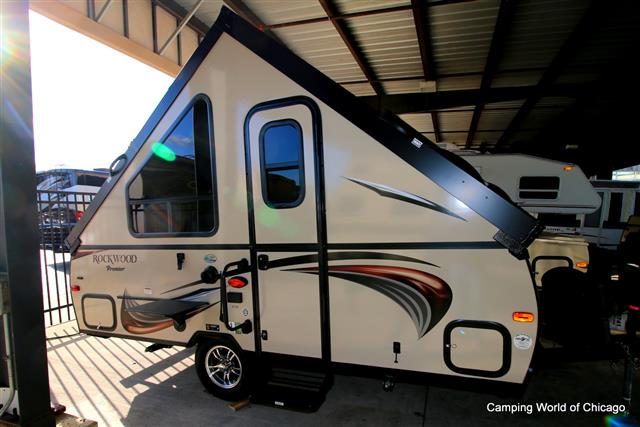 New 2015 Forest River ROCKWOOD HARDSIDE A122 Pop Up For Sale