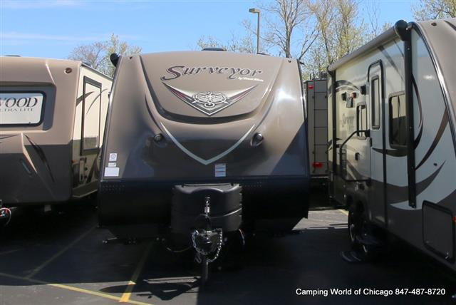 2015 Forest River Surveyor