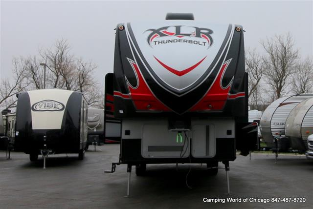 2015 Forest River XLR THUNDERBOLT