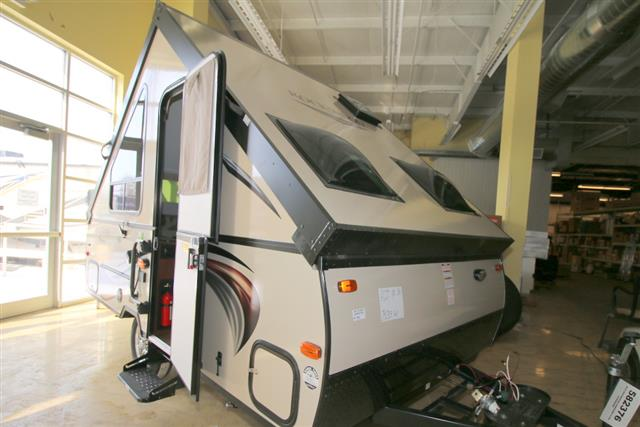 New 2015 Forest River ROCKWOOD HARDSIDE A122S Pop Up For Sale