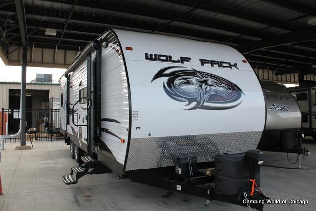Buy a Used Forest River Wolf Pack in Wauconda, IL.