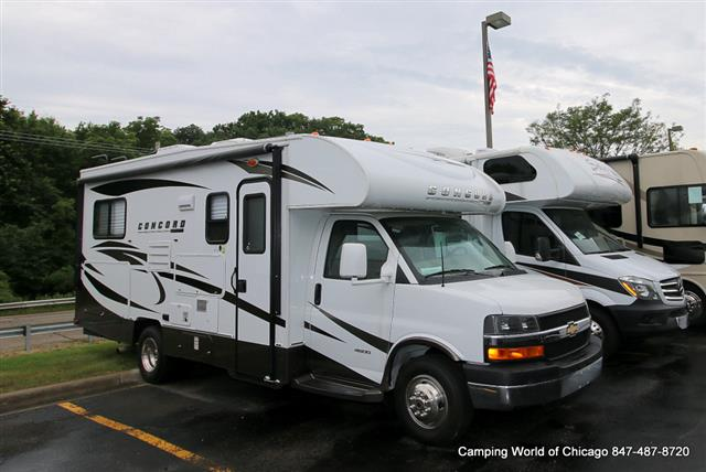 Used 2013 Coachmen Concord 225LE Class C For Sale