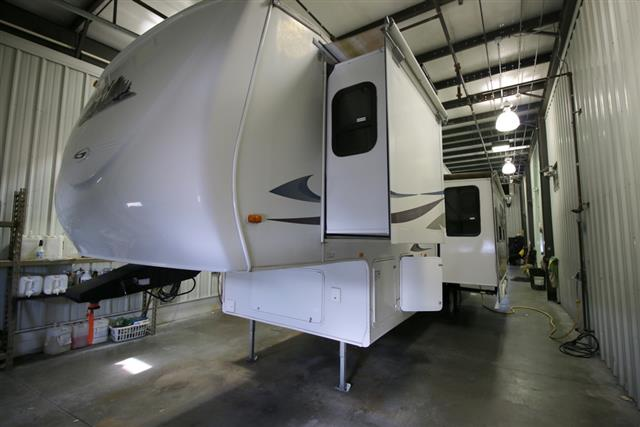 Used 2007 Gulfstream Sedona 32FB Fifth Wheel For Sale